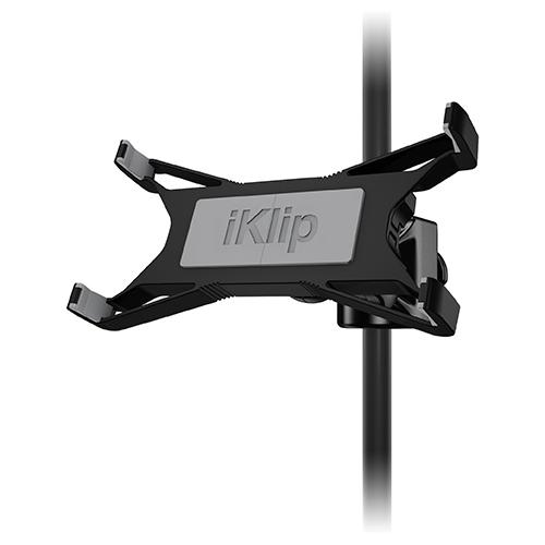 IK Multimedia iKlip Xpand Universal Mic Stand Mount for Tablets - Black