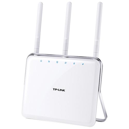 Routeur sans fil bibande Gigabit AC1750 de TP-LINK (Archer C8)