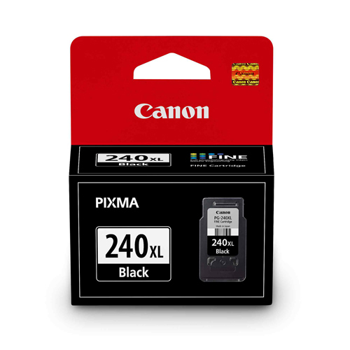 Canon Pixma 240XL Black Ink (5206B008) - 2 Pack