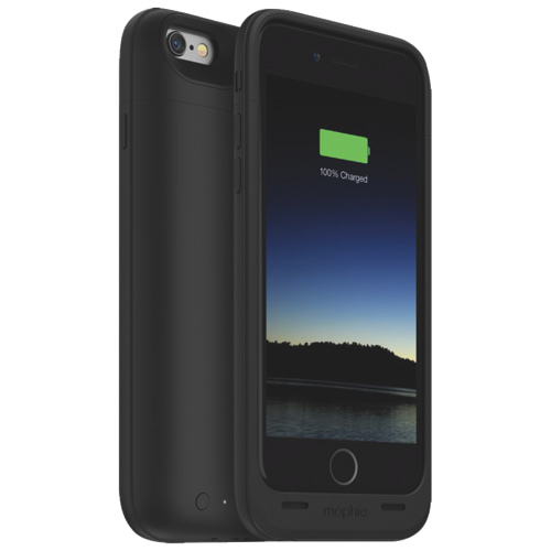 mophie Juice Pack Air iPhone 6/6s Battery Case - Black