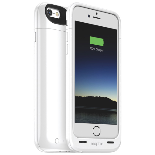 mophie Juice Pack Air iPhone 6/6s Battery Case - White