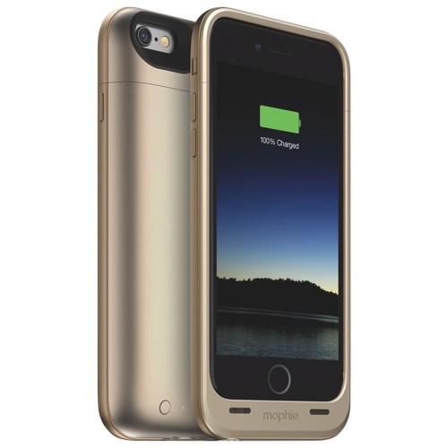 mophie Juice Pack Air iPhone 6/6s Battery Case - Gold