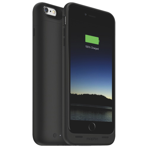 mophie Juice Pack iPhone 6/6s Plus Battery Case - Black