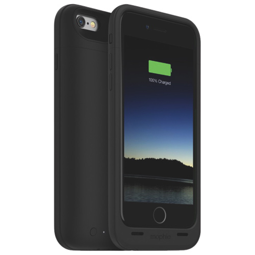 mophie Juice Pack Plus iPhone 6/6s Battery Case - Black