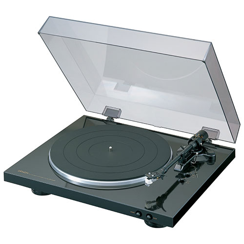 Denon Turntable (DP-300F)