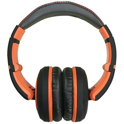 Casque d'écoute The Sessions de CAD Audio (MH510OR) - Orange