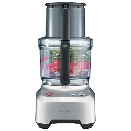 Breville Sous Chef Food Processor - 12-Cup - 1000-Watt BFP660SIL