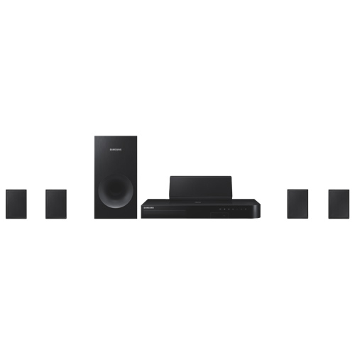 Samsung HT-J4500 500-Watt 5.1-Channel Blu-ray Home Theatre System