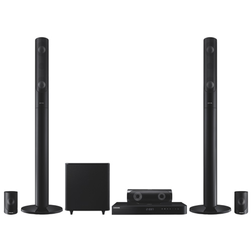 Samsung HT-J5530 1000-Watt 5.1-Channel 3D Blu-ray Home Theatre System