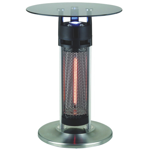 infrared patio heater. EnerG+ Infrared Bistro Style Heater Table - 4,760 BTU Patio