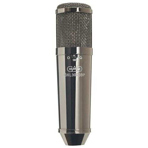 Microphone à condensateur cardioïde de CAD Audio (GXL3000BP) - Anglais