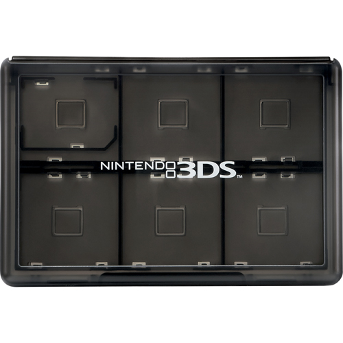 Insignia Game Storage Case For 3ds Nintendo 3ds Storage Misc