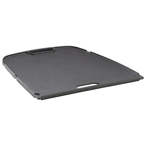 Napoleon Reversible Cast Iron Griddle for TravelQ 285 & PRO285 Portable Grills - Black