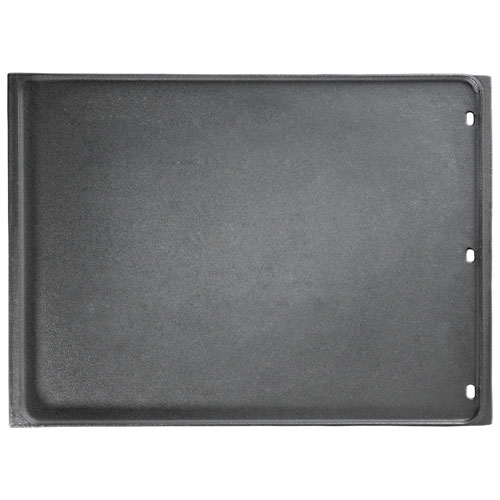 Napoleon Reversible Cast Iron Griddle for 485 Series Grills - Black