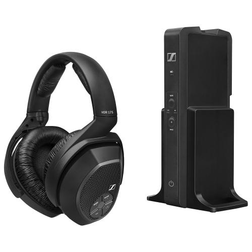 Sennheiser Over-Ear Sound Isolating Wireless Headphones - Black