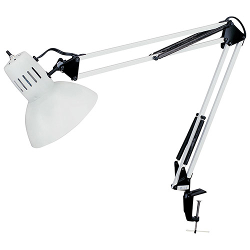 Aurora Lighting Luciago Desk Lamp (ECT-DL4334075) - White