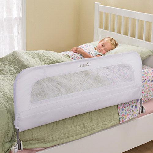 Amazon.com : Summer Extra Long Folding Single Bedrail ...