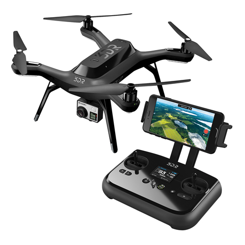 3DR Solo Smart Drone (SA11A) - Black