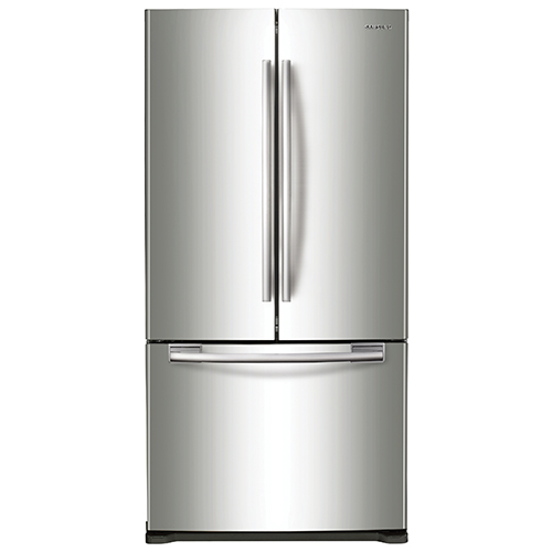 samsung 33 17 5 cu ft french door counter depth refrigerator