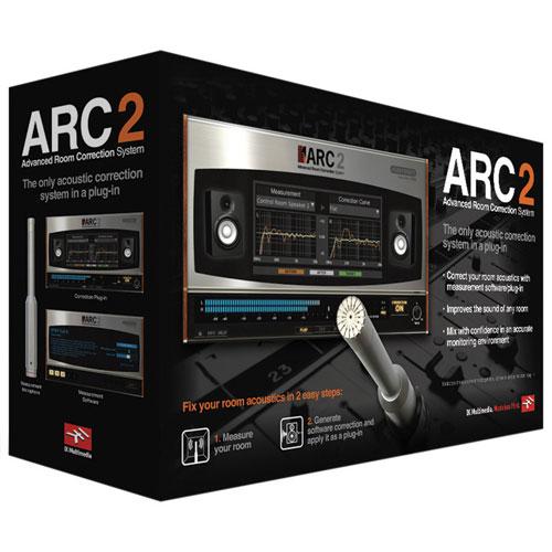 IK Multimedia ARC System 2 Acoustic Room Correction System (BOX-AC2-0002)
