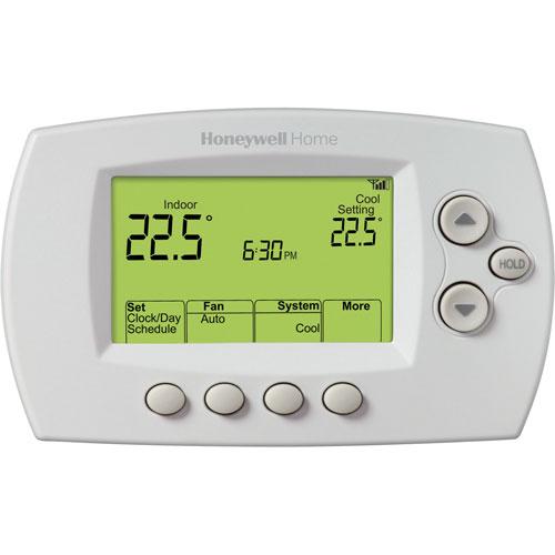 Honeywell Wi-Fi Smart Thermostat (RTH6580WF1006/W)