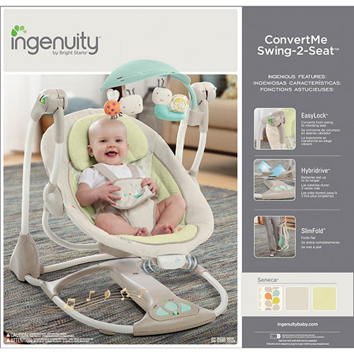 Ingenuity Baby Convertme Swing 2 Seat Instructions Elcho Table