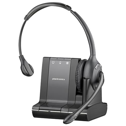 Micro-casque sans fil Bluetooth Savi W710 de Plantronics