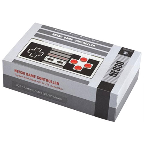 8Bitdo Bluetooth Retro Controller for NES30