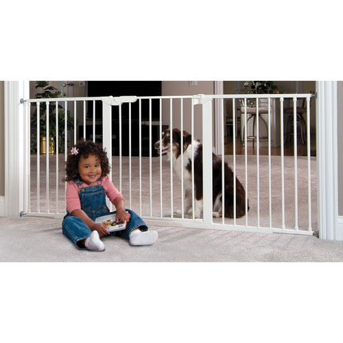Kidco Gateway Pressure Mount Safety Gate G1000 White Best Buy