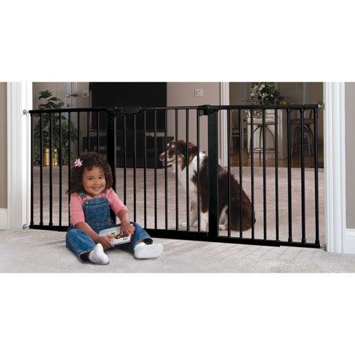 Kidco Gateway Pressure Mount Safety Gate G1001 Black Best Buy