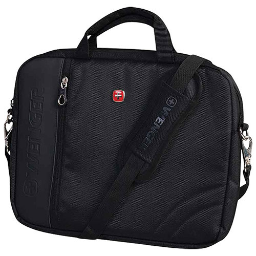 "Wenger 13.3"" Laptop Business Case - Black"