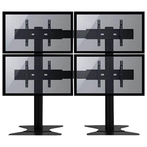 Meuble fixe de TygerClaw pour 4 téléviseurs à écran plat (LVW8605)