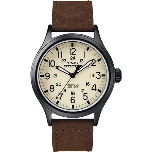video mens leather fpx eco from shop watches s watch citizen brown product men drive strap