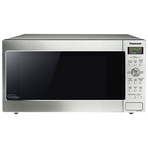 Panasonic Prestige Plus Countertop Microwave 1 6 Cu Ft