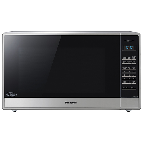 Panasonic Countertop Microwave 2 2 Cu Ft Stainless
