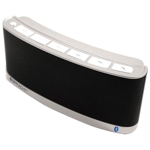 Spracht Bluenote 2.0 Bluetooth Wireless Speaker - Black/Silver