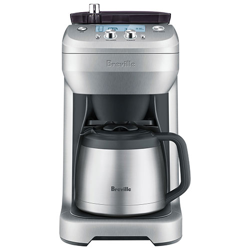 Breville Grind Control 12 Cup Coffee Maker Bdc650bss Drip Coffee