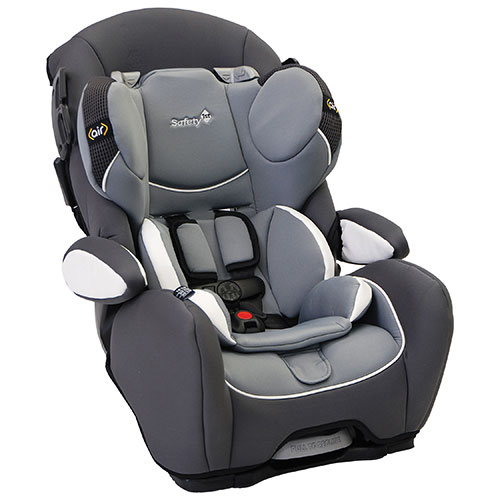 Safety 1st Alpha Omega Elite Air Shadow Convertible Car Seat - Grey
