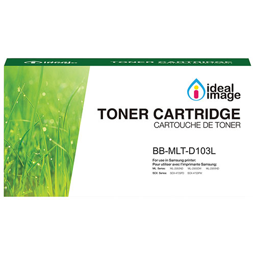 Ideal Image Samsung Black Toner (BB-MLT-D103L)