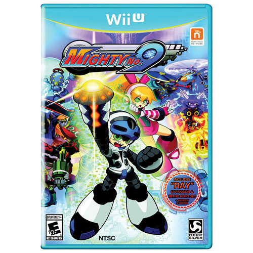 Mighty No. 9 (Wii U) - Jeu usagé