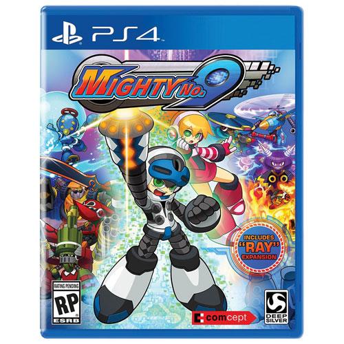 Mighty No. 9 (PS4) - Usagé