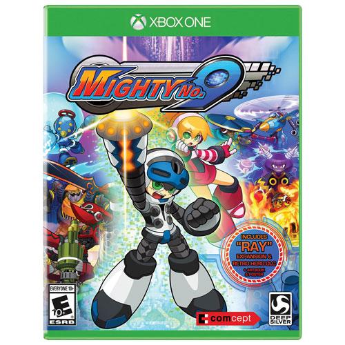 Mighty No. 9 (Xbox One) - Jeu usagé