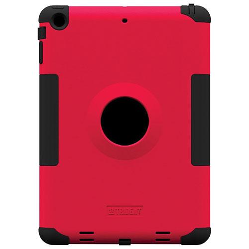 Étui robuste Kraken A.M.S. de Trident Case pour iPad Air - Rouge
