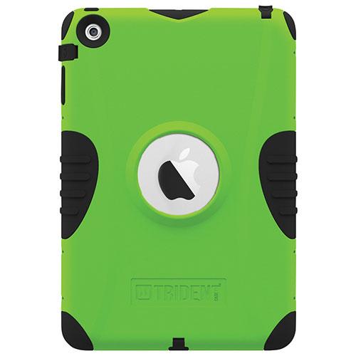 Étui robuste Kraken A.M.S. de Trident Case pour iPad mini 2 - Vert