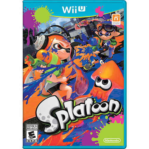 Splatoon (Wii U) - Jeu usagé