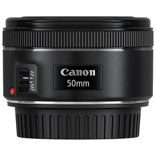 Canon EF 50mm f 1.8 STM Lens   DSLR Camera Lenses - Best Buy Canada cec03a00eb9f2