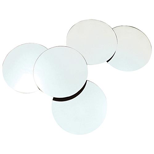 Ensemble de miroirs de 10 po Solei de Nexxt (FN17208-3INT) - Paquet de 5