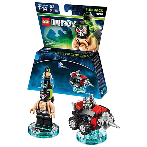 LEGO Dimensions Fun Pack: DC Comics - Bane