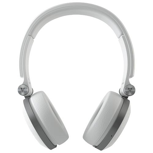 Casque d'écoute avec microphone Synchros E30 de JBL (E30WHT) - Blanc
