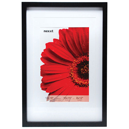 Nexxt Gallery 12 X 18 Photo Frame Black Picture Frames Best
